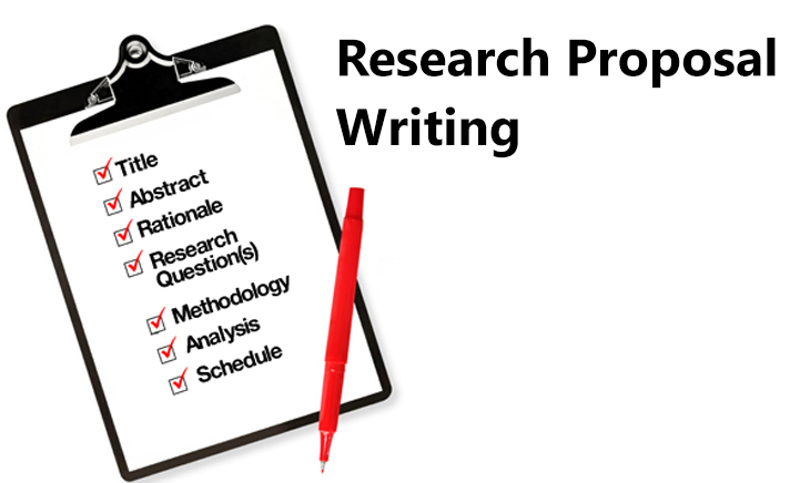 writing research proposal