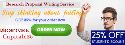Buy research proposal Writing Service